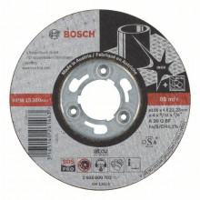 Bosch Hrubovací kotouč rovný na nerezovou ocel, SDS-pro
