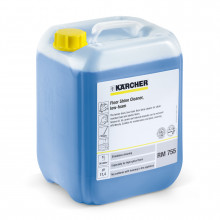 Karcher Floor gloss cleaner cleaning agents 755 62958460, 2.5 l