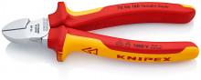 Knipex Boční štípací kleště chromované 160 mm, izolované do 1000 V