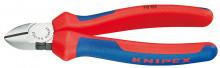 Knipex Boční štípací kleště fosfátováno atramentolem na černo 180 mm