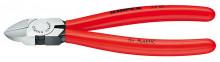 Knipex Bočné štiepacie kliešte na umelú hmotu potiahnuté plastom 140 mm
