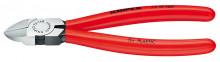 Knipex Boční štípací kleště na umělou hmotu potaženo plastem 160 mm