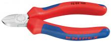 Knipex Boční štípací kleště na umělou hmotu s vícesložkovými návleky 125 mm