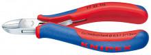 Knipex Boční štípací kleště pro elektroniku s vícesložkovými návleky 115 mm