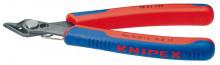 Knipex Electronic Super Knips® brunýrované s vícesložkovými návleky 125 mm