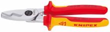 Knipex Kabelové nůžky 200 mm