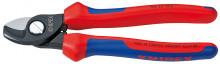 Knipex Kabelové nůžky s vícesložkovými návleky 165 mm