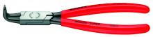 Knipex Kleště na pojistné kroužky fosfátováno atramentolem na černo 170 mm