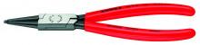 Knipex Kleště na pojistné kroužky fosfátováno atramentolem na černo 180 mm