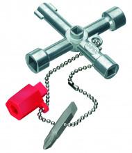 Knipex Klíč na rozvodné skříně 76 mm