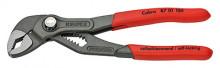 Knipex KNIPEX Cobra® fosfátované atramentolom na šedo 150 mm