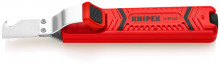Knipex Nástroj pro odstraňování plášťů 165 mm