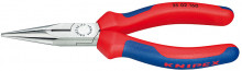 Knipex Polkruhové kliešte s britmi fosfátované atramentolom na čierno 160 mm