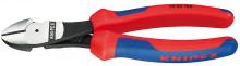 Knipex Silové boční štípací kleště fosfátováno atramentolem na černo 180 mm