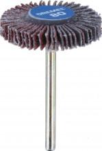 Lamelový stopkový brusný kotouč 4,8 mm