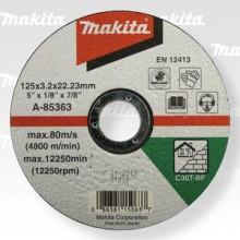 Makita TARCZA TNĄCA 125x3x22,23mm