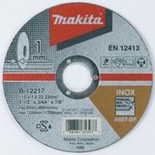 Makita EXTRA CIENKA TARCZA TNĄCA 115x1x22mm