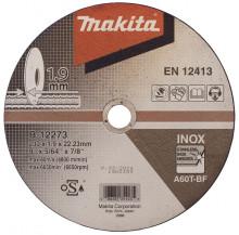 Makita EXTRA CIENKA TARCZA TNĄCA 230x1,9x22mm