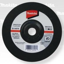 Makita TARCZA SZLIFIERSKA DO ALUMINIUM 230x6x22,23mm