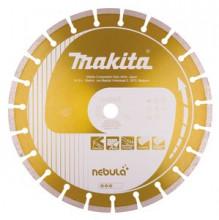 Makita TARCZA DIAMENTOWA 350mm SEGMENT 10mm NEBULA