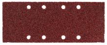 Metabo Arkusze szlifierskie 93 x 230 mm, 8 otworów, do mocowania