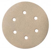 Metabo Samoprzyczepne arkusze szlifierskie Ø 150 mm, 6 otworów