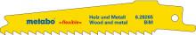 "Metabo Brzeszczoty szablaste ""flexible wood + metal"""