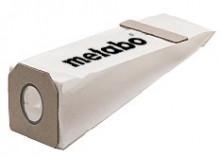 Metabo 5 papierowych worków na pył do 6.31385, SR, SXE (631286000)