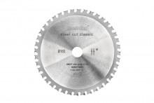 Metabo Pilový kotouč Steel cut classic Z40 FZFA/FZFA 4°