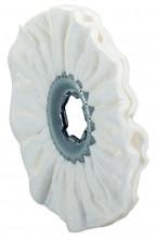 Metabo 8 miękkich pierścieni polerskich z włókniny, 100x10 mm (623509000)