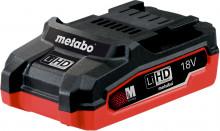 METABO - Akumulátorový článek LiHD 18 V – 3,1 Ah