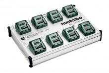 Metabo Stacja szybkiego ładowania ASC 55 MULTI 8, 12–36 V, EU (627093000)