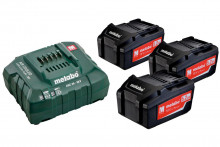 METABO Basic Set 3 x 5.2 Ah (685048000)