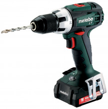 METABO BS 14.4 LT Compact 2x2,0 Ah /1-13mm/