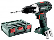 METABO BS 18 LT (bez AKU) v Metabox 145