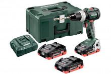 ZESTAW Metabo BS 18 LT BL Wiertarko-wkrętarka akumulatorowa 602325940