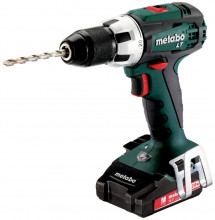 METABO BS 18 LT Compact 2x2,0 Ah /1-13mm/