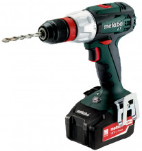 METABO BS 18 LT Quick 2x4,0 Ah