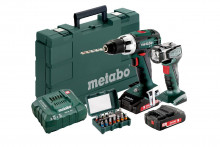 METABO BS 18 LT Set (602102540)