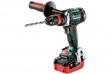 METABO BS 18 LTX Quick 2x4,0 Ah