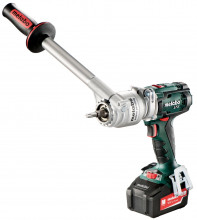 METABO BS 18 LTX-X3 Quick 2x5,2 Ah