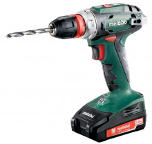 METABO BS 18 Quick 2x2,0 Li-Power,SC60