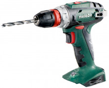 METABO BS 18 Quick bez aku metaloc