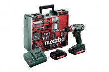 METABO BS 18 QuickMD 2x2,0 Ah 1-10mm
