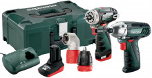 METABO Combo Set 2.1 10.8 V Quick Pro