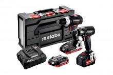 Metabo COMBO SET 2.2.6 18 V BL SE