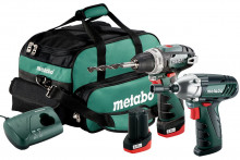 METABO Combo Set 2.3 10.8 V