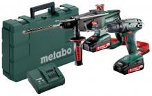 METABO Combo Set 2.3.2 18 V