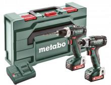 Metabo Combo Set 2.7.1 12 V (685166000) Akumulátorové stroje v sade