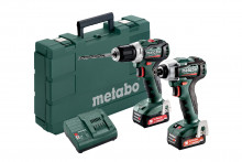 Metabo COMBO SET 2.7.3 12 V BL